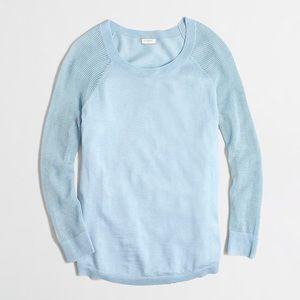 J Crew Factory light weight sweater